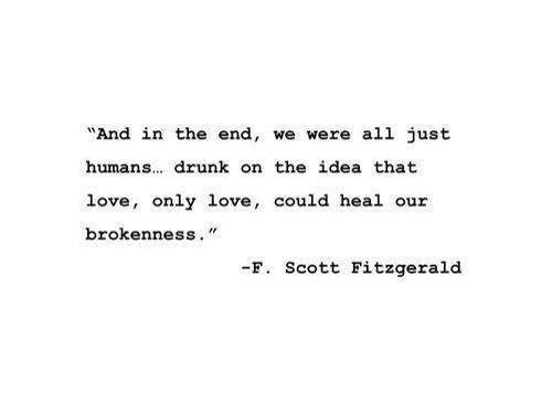 F. Scott Fitzgerald quote   famous quotes   book quotes