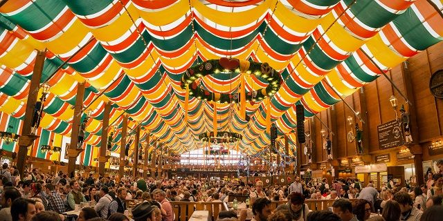 If you'd like to reserve a table in one of the large beer tents on the fairgrounds, you can do so in advance on www.oktoberfest.de, and we recommend doing so now as these prized tables usually book up several months in advance. The tent you choose will really determine the crowd you're enjoying the festivities with. Hacker tent tends to be the rowdiest, Hofbrau tent is generally filled with an eclectic mix of tourists and travelers from around the world and Augustiner will provide the most…