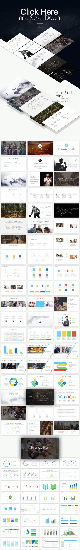X Powerpoint Presentation by batzorig.regzen on Creative Market