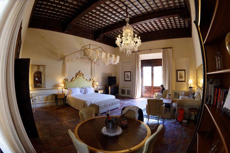 Hotel Casa 1800, Zimmer, Fisheye, Granada, Spain