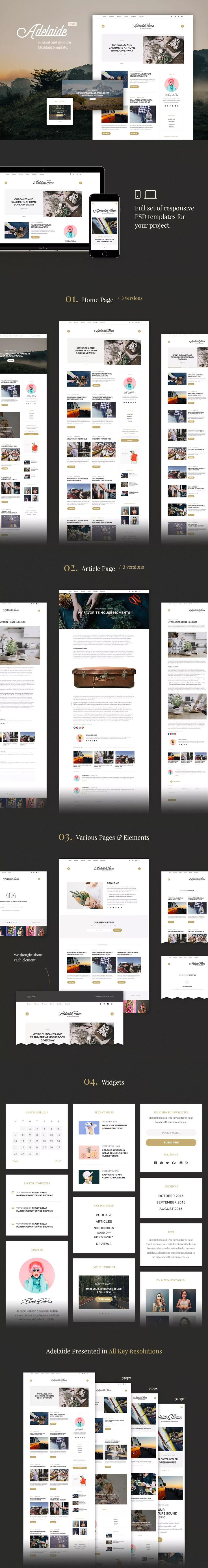 164 best website templates images on pinterest