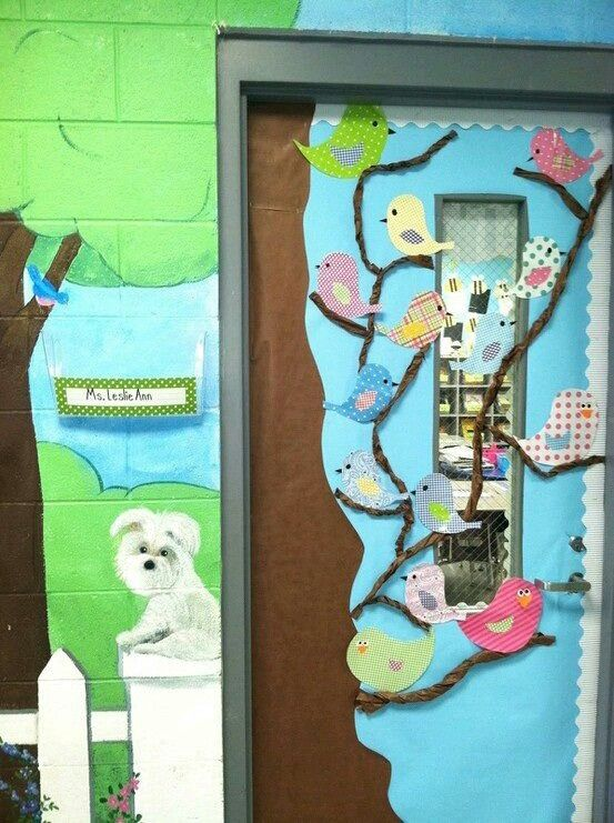 Decoracion para puerta kinder pinterest - Decoracion para puertas ...