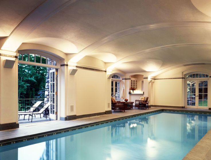 10 sophisticated indoor pools