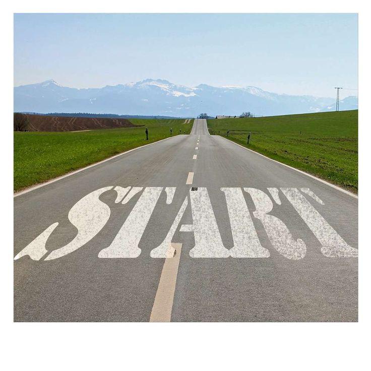 początek drogi zakładania firmy