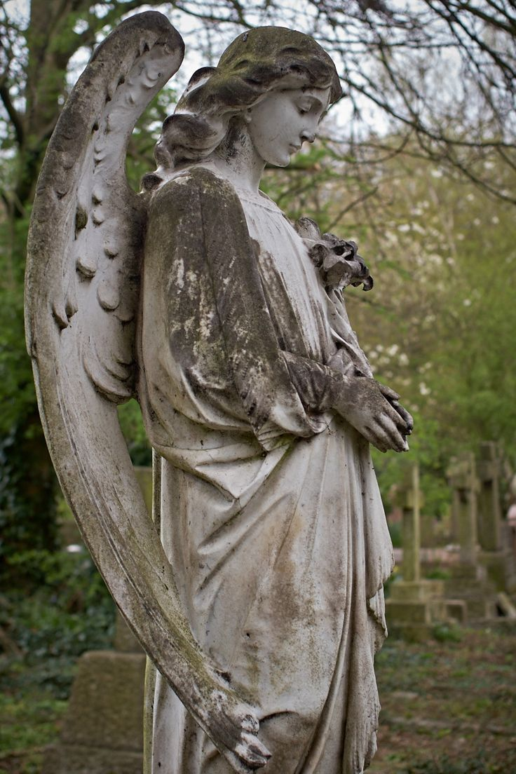 Angel angel statues angel sculpture cemetery angels