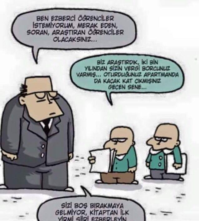 Özer Aydoğan karikatür mizah