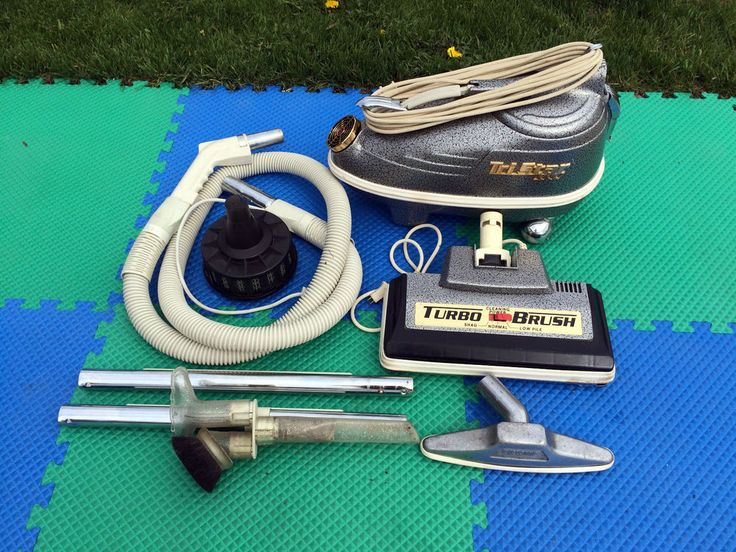 Works Perfectly Iec Tri Star Cxl Canister Vacuum Turbo
