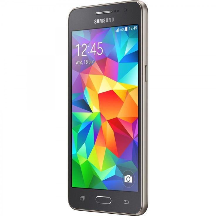 Smartphone Samsung Galaxy Grand Prime 8Gb 4G Grey - Neoplaza.ro