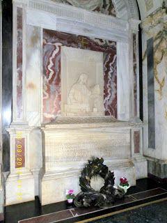 Interno Tomba Dante Alighieri, via Dante Alighieri, Ravenna (RA)
