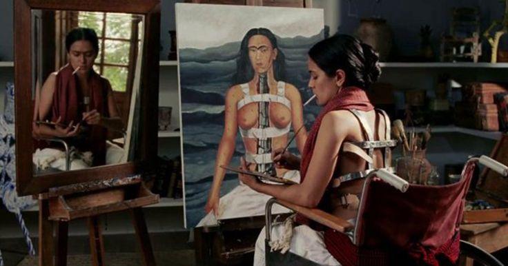 Filmes sobre Frida Kahlo, Coco Chanel, Chaplin, Miss Simone, Salvador Dalí...