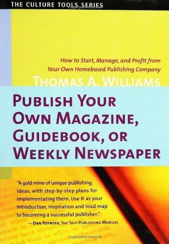 how to make newspaper in publisher