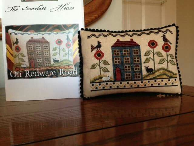 """The Scarlett House - """"On Redware Road"""""""