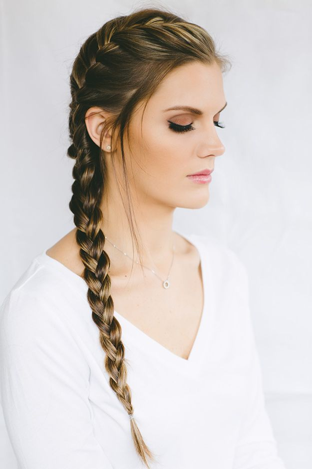 Eid Hairstyles For Girls 2015