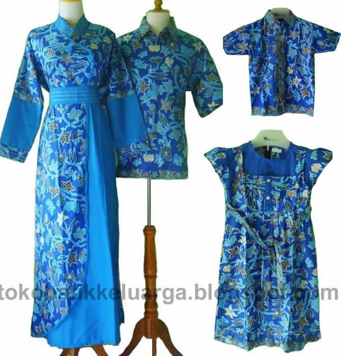 Pin By Baju Batik On Batik Sarimbit Keluarga Pinterest