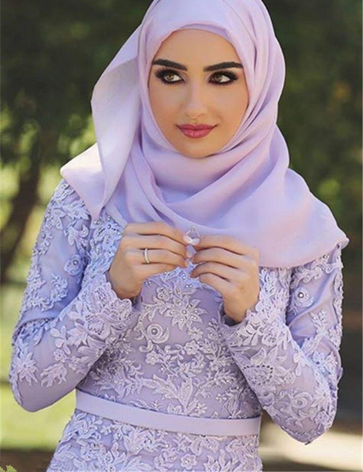 top rank new arrival Saudi Arabia muslim wedding dress 2016 Islamic wedding gown high neck long sleeve Vestido De Noiva