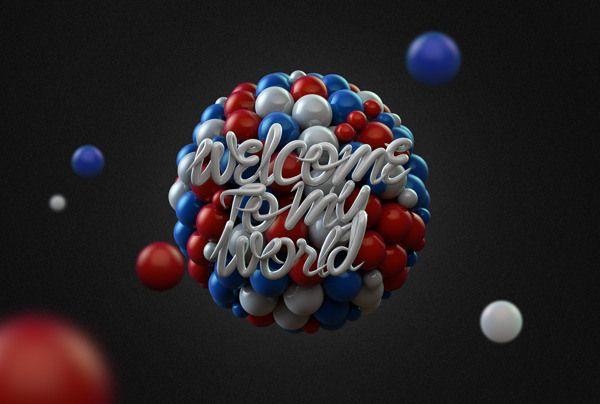 Typography Artworks by Will Lanham