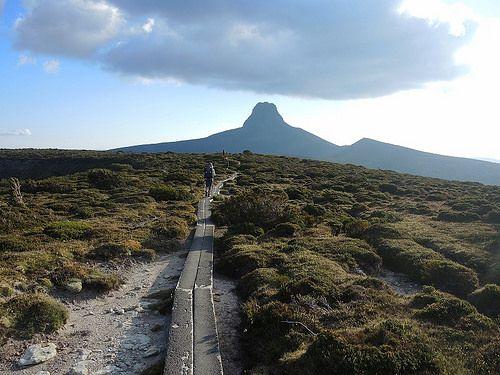 Overland Track Tasmania, Australia