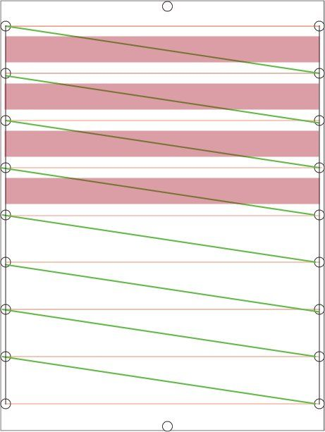Cultural Hall Makeover: 5 Ways to do a Dropped Ceiling with Diagrams! LDS Weddings