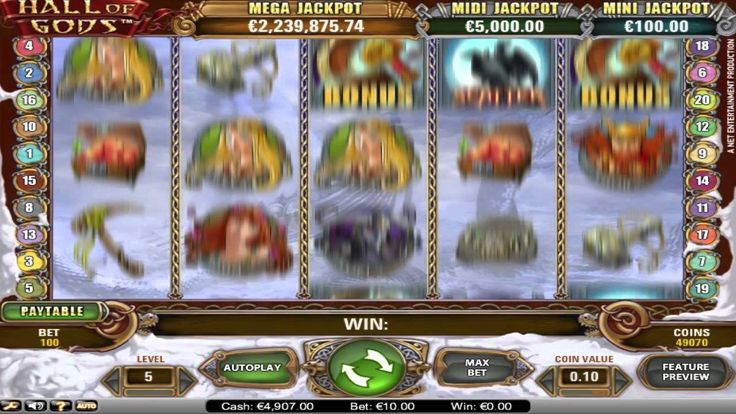 Spiele 5 God Beasts - Video Slots Online