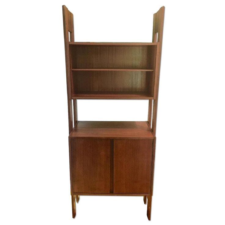 This is a Vintage Scandinavian Wall Unit LP Album Storage/Bar for $950.00. Grab…