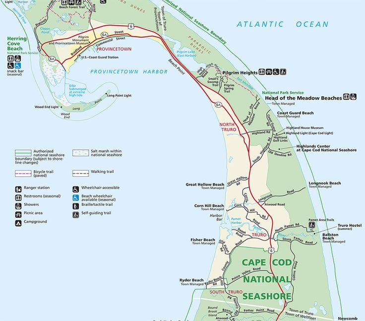 Eastham Cape Cod Map: 17 Best Favorite Vacation Spots Images On Pinterest