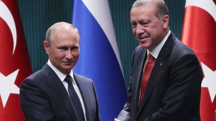 Russian president, Vladimir Putin announce plans for a peace congress in a bid to end the six-year Syrian civil war, after talks with Iran, Turkey President