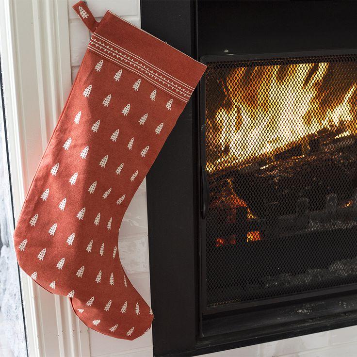 #redstocking #christmastree