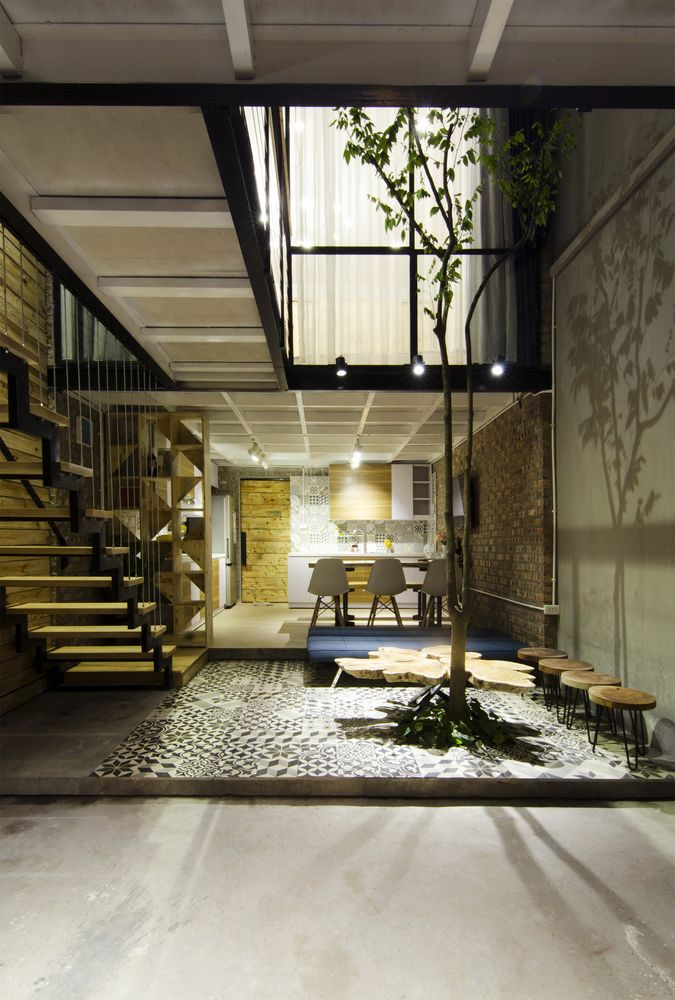 Gallery of A's House Project / Global Architects & Associates - 8