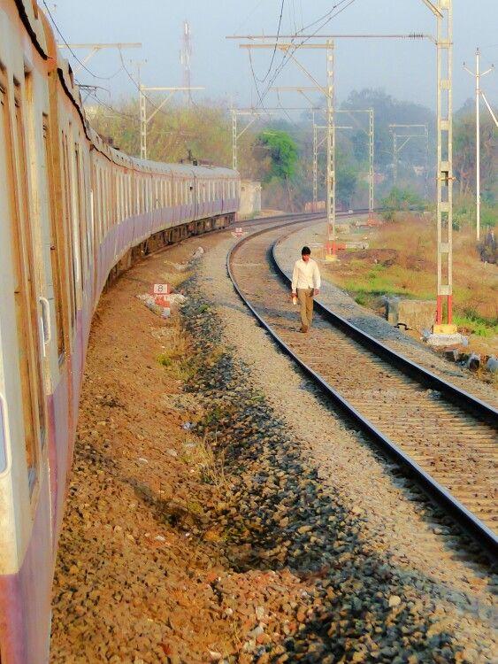 Through The Tracks