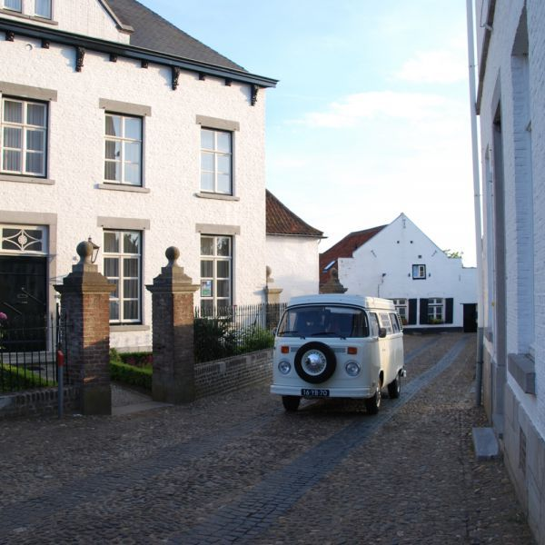 Retroroadtrip gives you the chance to explore the Netherlands or France with a vintage VW van.