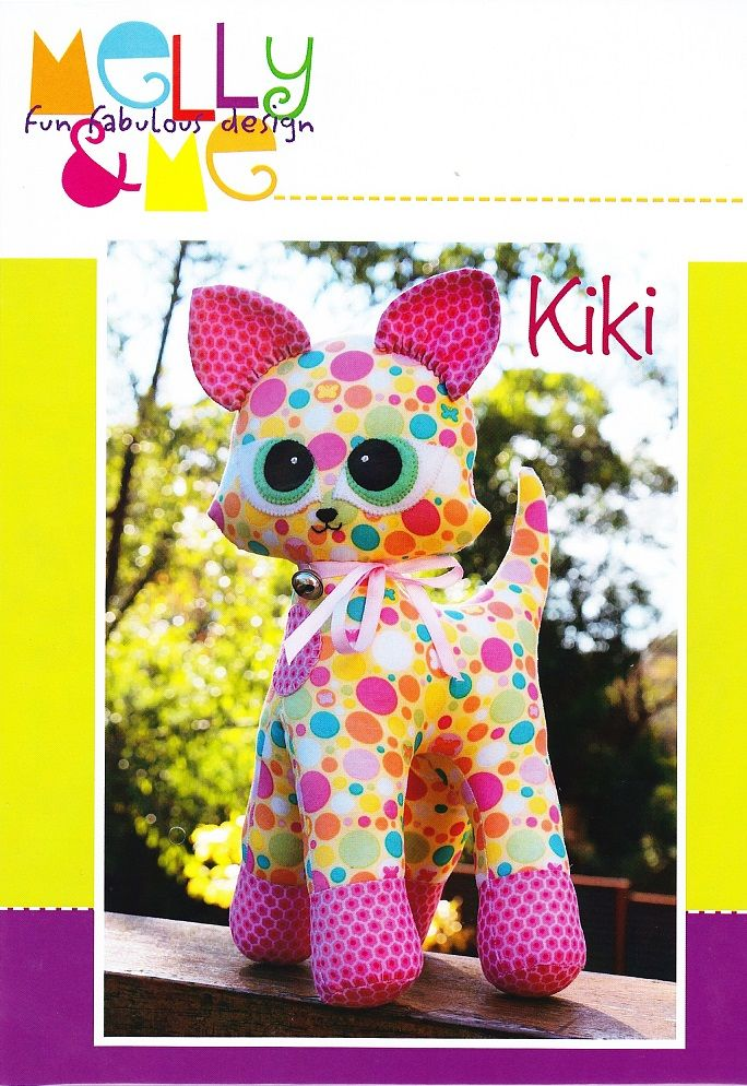 Kiki designed by Melly & Me