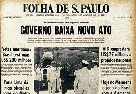 O AI-5 permitia que o presidente tivesse poder suficiente para fechar o Congresso Nacional e as assembléias estaduais e municipais.    http://pnld.moderna.com.br/2011/12/13/ai-5-plenos-poderes-ao-presidente/#