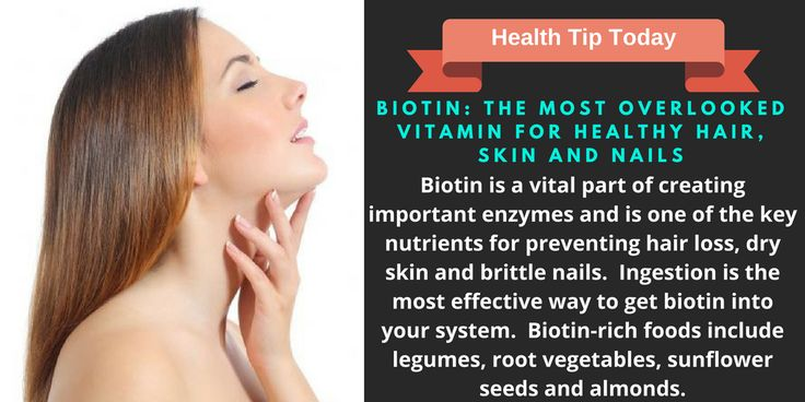 Biotin: The Most Overlooked Vitamin