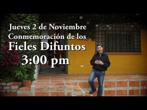 MI RINCON ESPIRITUAL: INVITACIÓN PADRE CARLOS YEPES A LA PARROQUIA SAN J...