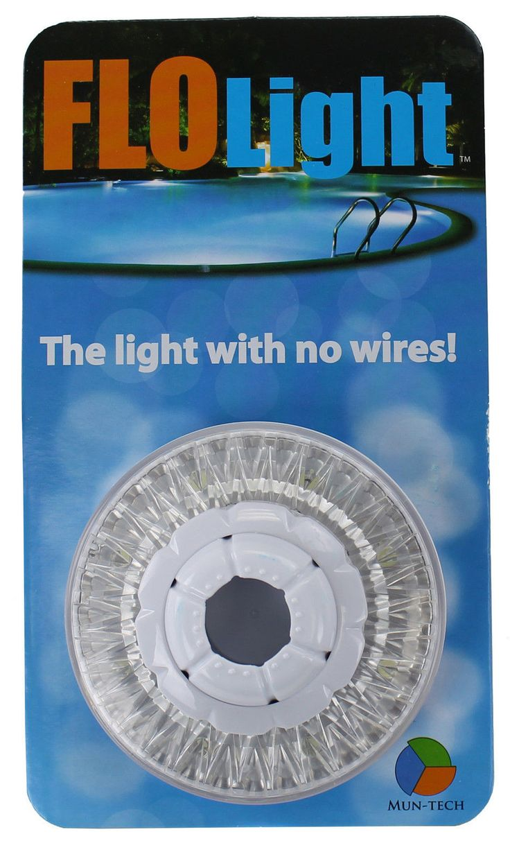 1000 Ideas About Swimming Pool Lights On Pinterest