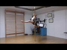 Tutorial Pole Dance: Scorpio - YouTube
