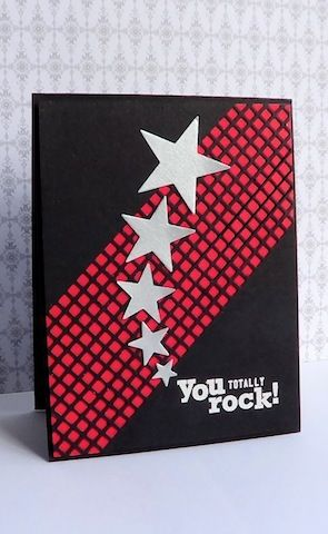 You Totally Rock by lisaadd - Cards and Paper Crafts at Splitcoaststampers