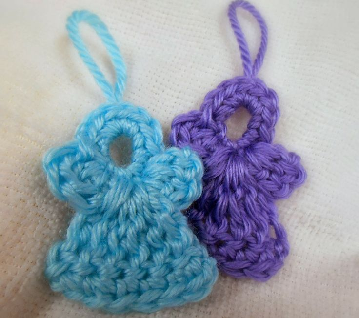Crochet pattern for a quick all in one angel that represents my little girl Kaitlin who we lost in the NICU