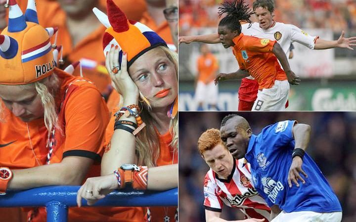 Dutch football's lost generation: How Holland's decline can be summed up in two words - Royston Drenthe