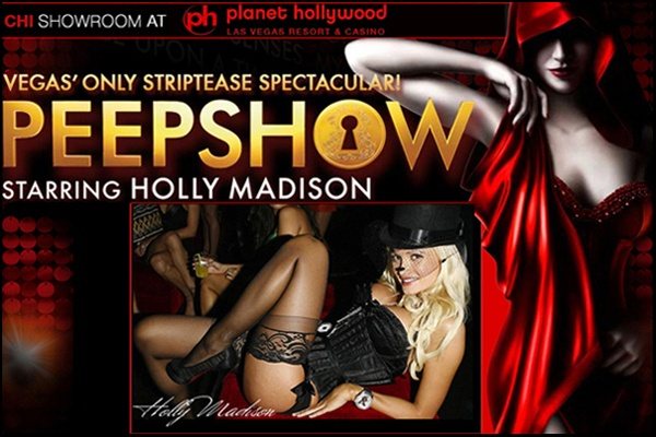 peep show holly madison. Gonna see this!