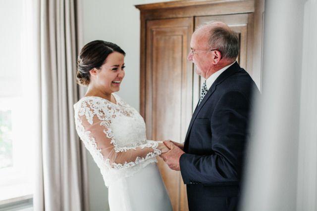 Die Besten Lieder Fur Den Vater Tochter Tanz Lace Wedding Dress Trouwjurk Bruiloft