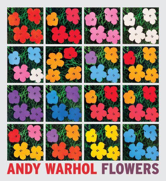 Hervorragend Die besten 25+ Andy warhol flowers Ideen auf Pinterest | Warhol  HM09