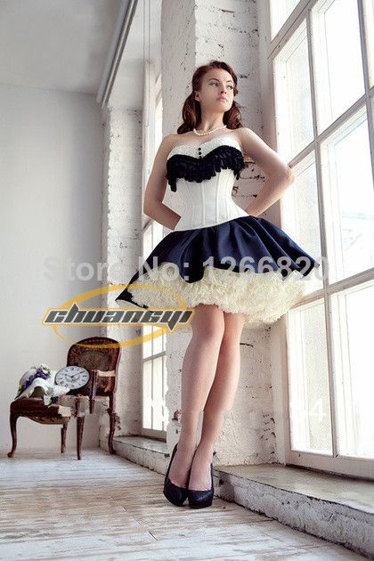 Find More Graduation Dresses Information about Custom Made Long Fashion Corset Dress For Sale! Plus Size Available Graduation Dresses,High Quality Graduation Dresses from Sao Tome Garments Co., Ltd. on Aliexpress.com