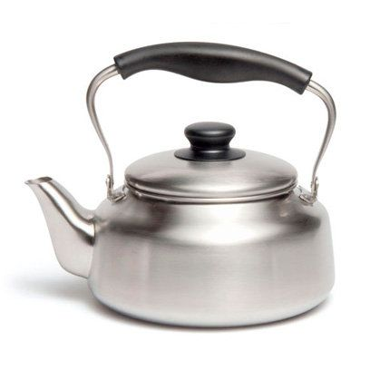 Japanese Kettle, Labour and Wait