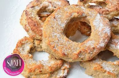 Kókuszos-fahéjas almakarika (paleo desszert) ~ Éhezésmentes Karcsúság Szafival