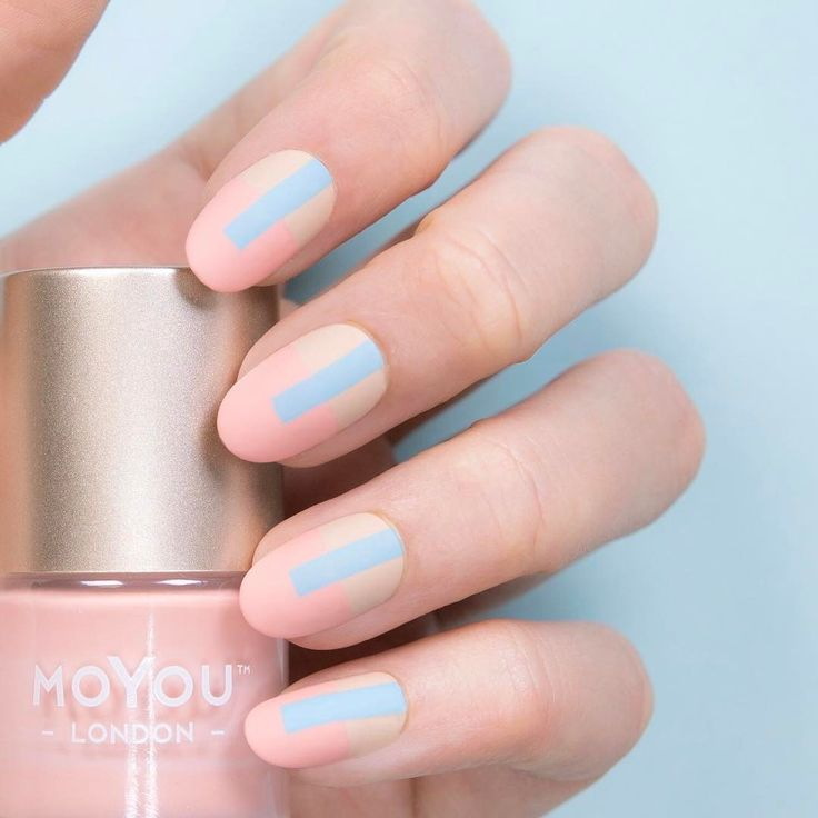 """5 - MoYou-London Official (@moyou_london) su Instagram: """"Sweet as pie ⠀ ⠀ Products included: ⠀⠀⠀⠀⠀⠀⠀ Plates - Frenchy 18⠀⠀ Polishes - Cafe Au Lait //…"""""""