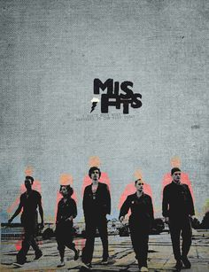 misfits tv show - Google Search
