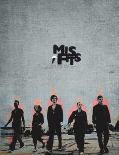 misfits tv show - Google Search