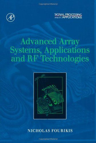 #marineelectronics Advanced Array Systems, Applications and RF Technologies (Signal Processing and its Applications): marineelectronics are…