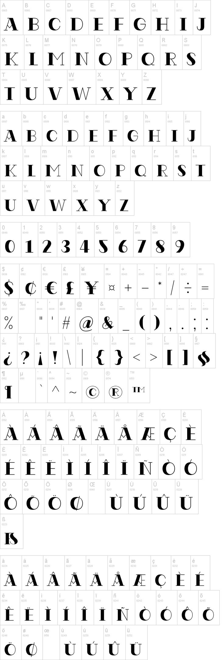 Codian October Eight Schriftart | dafont.com in 2020 ...
